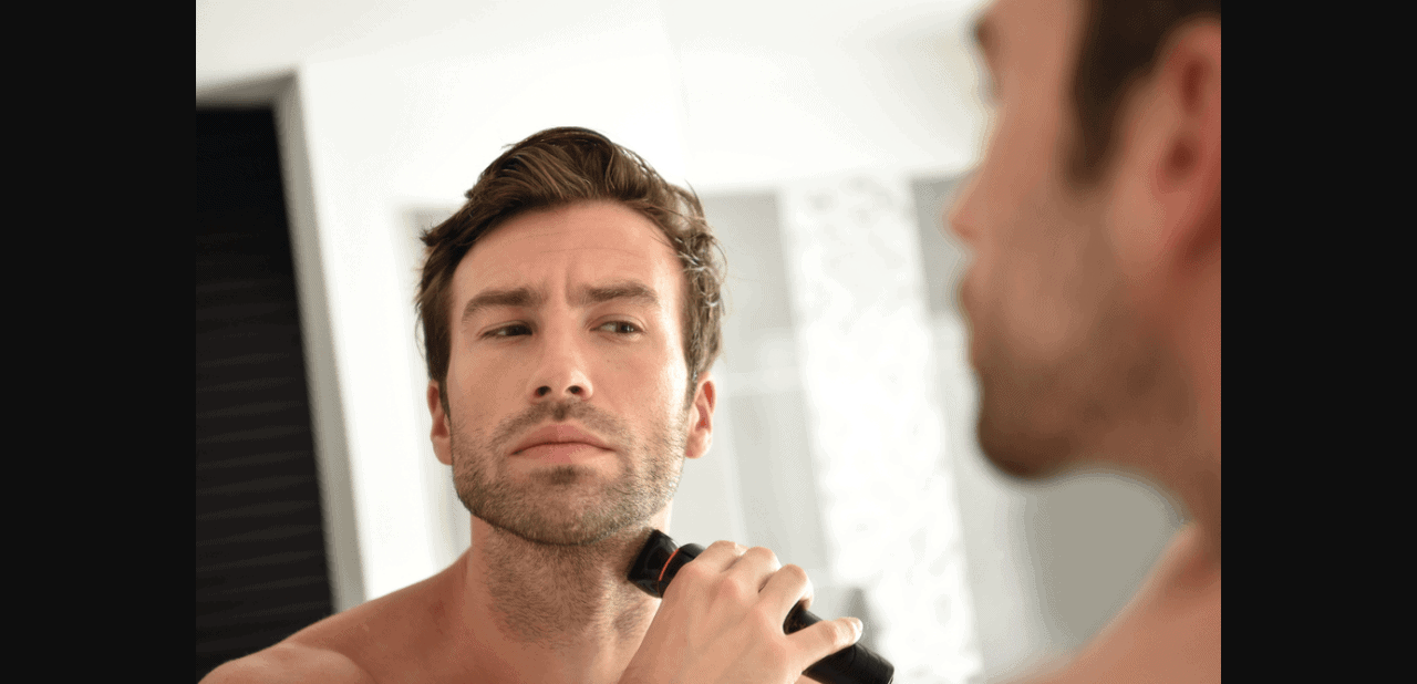 How To Trim Beard With An Electric Shaver - Step By Step Guide